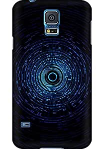 AMEZ designer printed 3d premium high quality back case cover for Samsung Galaxy S5 (music)