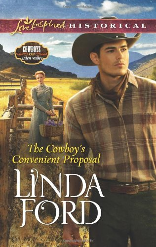 Image of The Cowboy's Convenient Proposal (Love Inspired Historical)