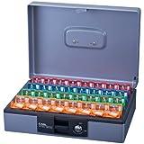 カール事務器 キーボックス (デスクトップタイプ) CKB-F32-S 00022164 【まとめ買い3台セット】