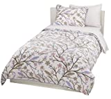 DwellStudio Sparrow Full Duvet Set, Lilac