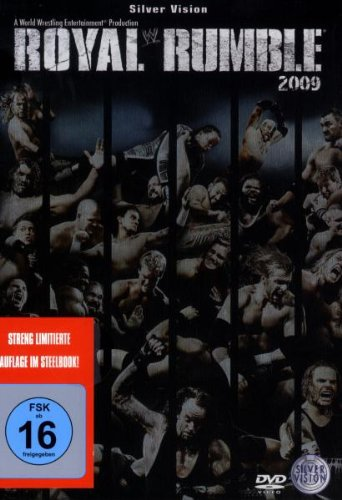 WWE - Royal Rumble 2009 - Metal-Pack [Limited Edition]