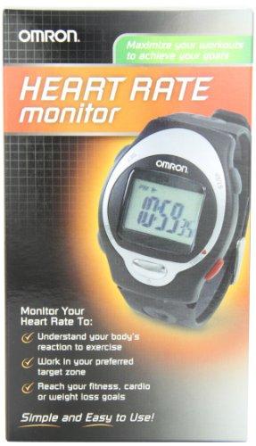 亚马逊美国_欧姆龙Omron HR-100C 心率表含心率带=