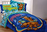 Scooby Doo A Scooby Mystery Twin/Full Comforter