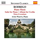 Rodrigo: Piano Music, Vol. 2