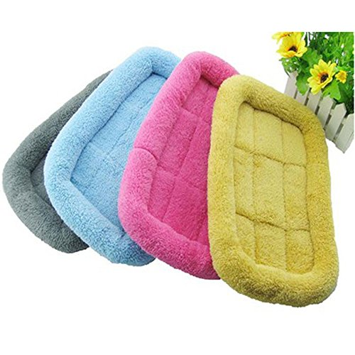 DEESEETM-Dog-Blanket-Pet-Cushion-Dog-Cat-Bed-Soft-Warm-Sleep-Mat