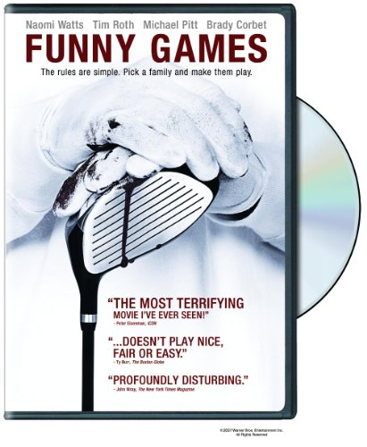 Cover art for  Funny Games