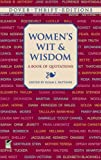 Womens Wit and Wisdom: A Book of Quotations (Dover Thrift Editions)