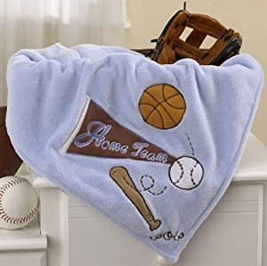 CoCaLo Sherpa Blanket, Sports Fan