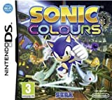 SEGA Sonic Colours [DS]