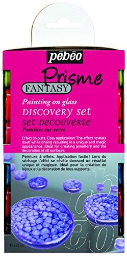 pebeo-fantasy-prisma-set-scoperta-di-12-tubetti-di-vernice-20-ml-assortiti