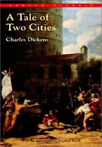 A Tale of Two Cities (Silver Classics), Dickens, Charles