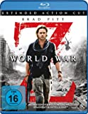 DVD - World War Z [Blu-ray]