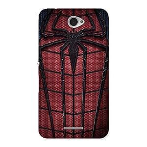 Jallu k Kapde Back Case Cover for Sony Xperia E4