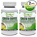2-pack Green Coffee Bean Extract