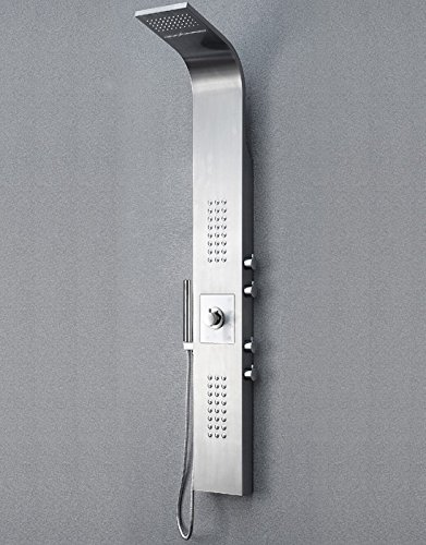 Stainless-Steel-Shower-Panel-with-Body-Massage-Jets-Thermostat