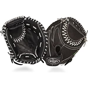 Buy Louisville Slugger 12-Inch FG Zephyr Softball Catchers Mitts by Louisville Slugger