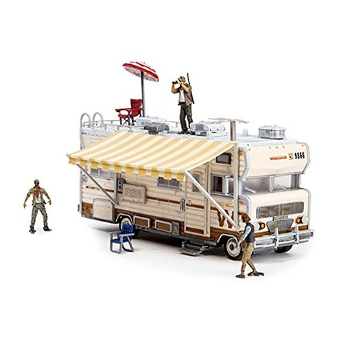 McFarlane Toys Construction Sets- The Walking Dead TV Dale's RV Set (Toys Rv compare prices)