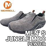 メレル メンズ ジャングルモック ピューター MERRELL MEN'S JUNGLE MOC PEWTER 60805 男性用 アウトドアシューズ