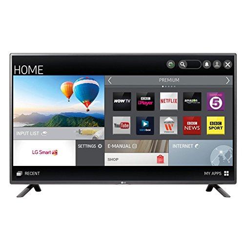 LG 32LF580V Smart 1080p Full HD 32 Inch TV (2015 Model)