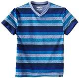 Hurley Boys 8-20 Encinitas Shirt, Prescott Blue, Large