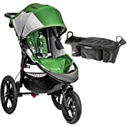 Baby Jogger - Summit X3 Single Jogging Stroller with Parent Console