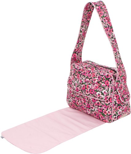 Bumble Bags Rebecca Tote, Peony Paradise (Discontinued by Manufacturer)