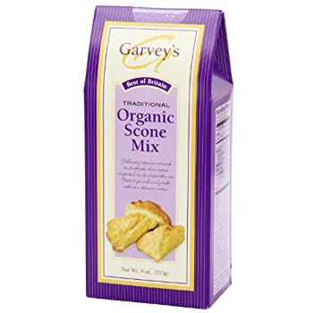 Garvey's Traditional Organic Scone Mix