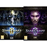 Achetez Pack Starcraft 2 Legacy of the Void + Heart of the Swarm