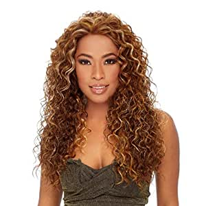 LEONA - Shake N Go Freetress Equal Natural Hairline Lace Front Wig #2