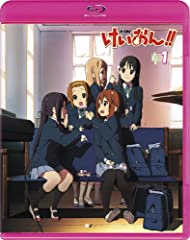 けいおん!!(第2期) 1 (Blu-ray 初回限定生産) [Blu-ray]