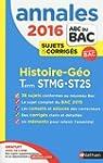 Annales ABC du BAC 2016 Histoire - G�...