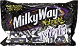 Milky Way Midnight Miniatures, 10.5-Ounce Packages (Pack of 4) by Milky Way [Foods]