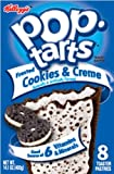Kelloggs Pop Tarts Cookies and Cream 400g (Pack of 6)