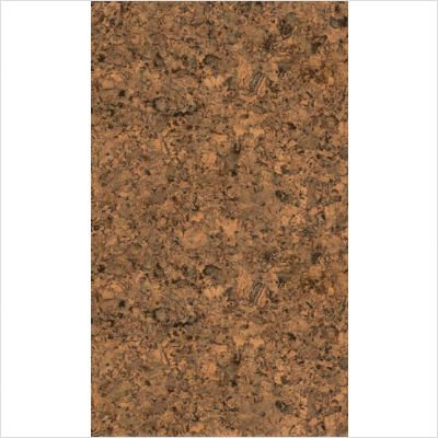 "Natural Cork Glue Down Parquet Tiles 12"" Homogeneous Cork in Tabac Matte"