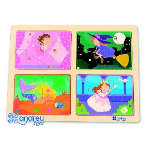 andreu-toys-30-x-225-x-1-cm-modelo-4-de-la-fantasia-del-rompecabezas-multi-color