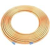Petra 63632068598 3/8-Inch Copper Refrigeration Tubing