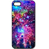 S9Q Space Nebula Universe Pattern Retro Galaxy Tribal Patterned Case Hard Cover Back Skin Protector For Apple iPhone 5C Style C