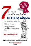 img - for 7 Myths and Seven Tricks in Nine Steps:The truth & tricks about learning course product creation that THEY don't know book / textbook / text book