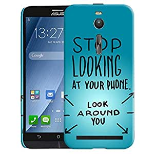 Theskinmantra Pattern 36 back cover for Asus Zenfone 2