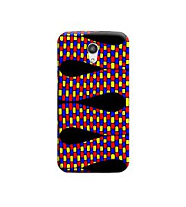 EPICCASE Premium Printed Back Case Cover With Full protection For Motorola Moto G2 (Designer Case)