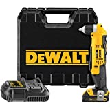 DEWALT DCD740C1 20-Volt MAX Li-Ion Compact Right Angle 1.5 Ah Drill Kit