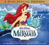 The Little Mermaid by Little Mermaid Enhanced, Extra tracks, Soundtrack, Special Edition edition (2006) Audio CD