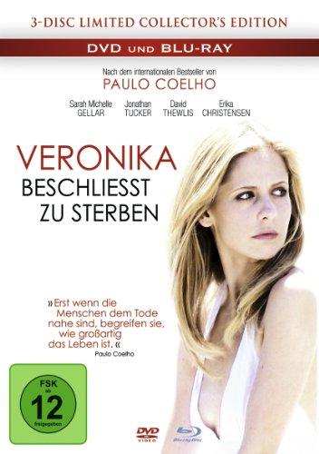 Veronika beschließt zu sterben (Limited Edition) (DVD , Bluray & Hörbuch)