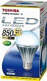 TOSHIBA E-CORE(イー・コア) LED電球(E26口金・一般電球形9.4W 白熱電球100W相当 850ルーメン・昼白色) LDA9N