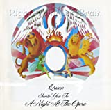 Queen 1976 Night At The Opera Tour Concert Program Programme Book