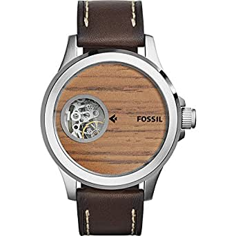 Amazon.com: Fossil Men's ME3113 Nate Analog Display Automatic Self