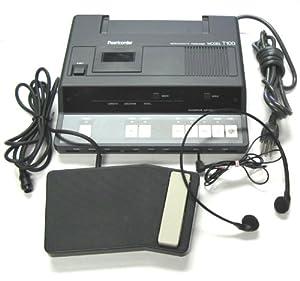 Olympus T-100 Refurbished Micro Cassette Transcription Unit