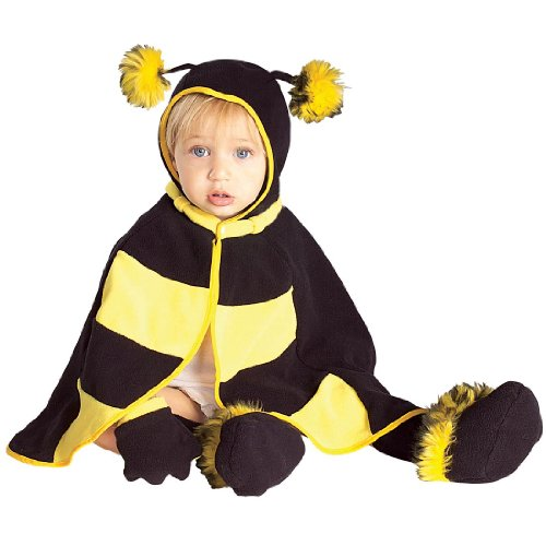 Little Bumble Bee Baby Costume