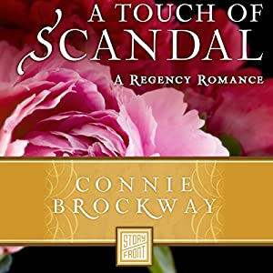 A Touch of Scandal Audiobook