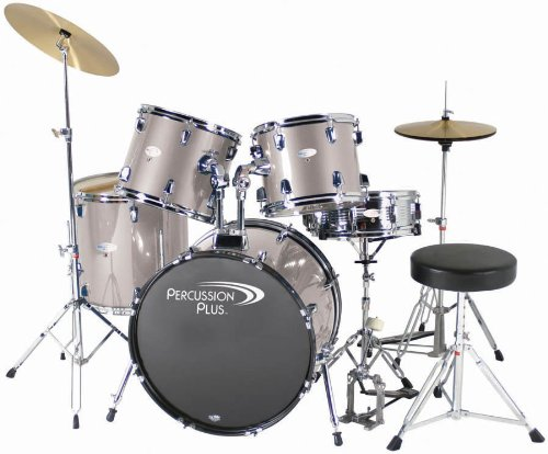 Percussion Pluss PP3500MSC 5-Piece Drum Set